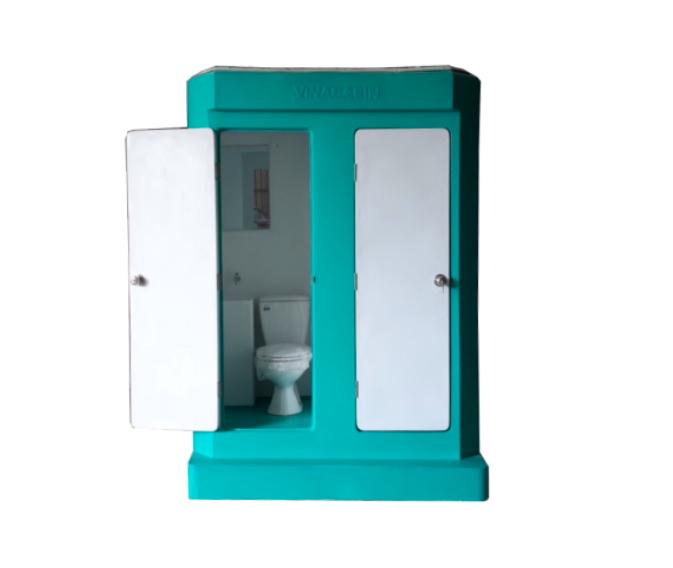 Nhà vệ sinh composite di động V17.2