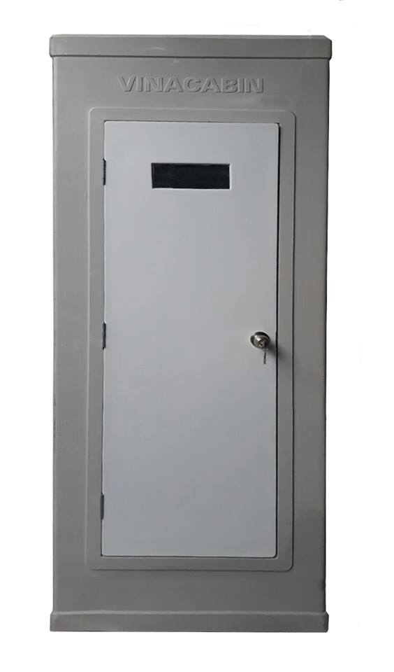 Cabin vệ sinh di động công trình