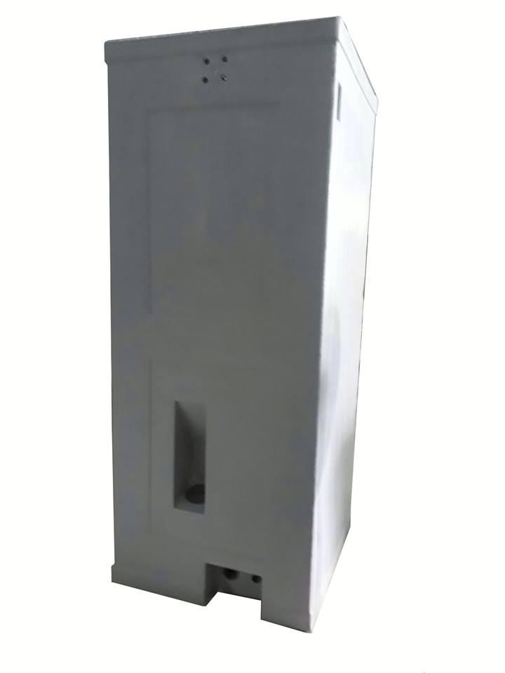 Dễ dàng kết nối với hệ thống cấp nước và xử lý chất thải tập trung tại công trình xây dựng