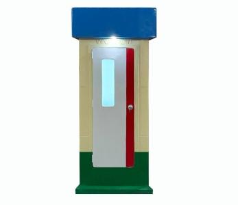 Nhà vệ sinh composite Vinacabin V18.1