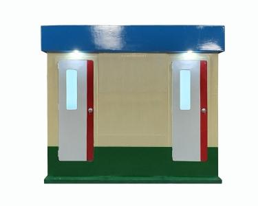 Nhà vệ sinh công cộng đa năng