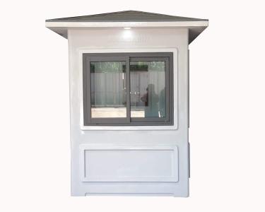 Cabin bảo vệ mái nhọn 1.5x1.5m