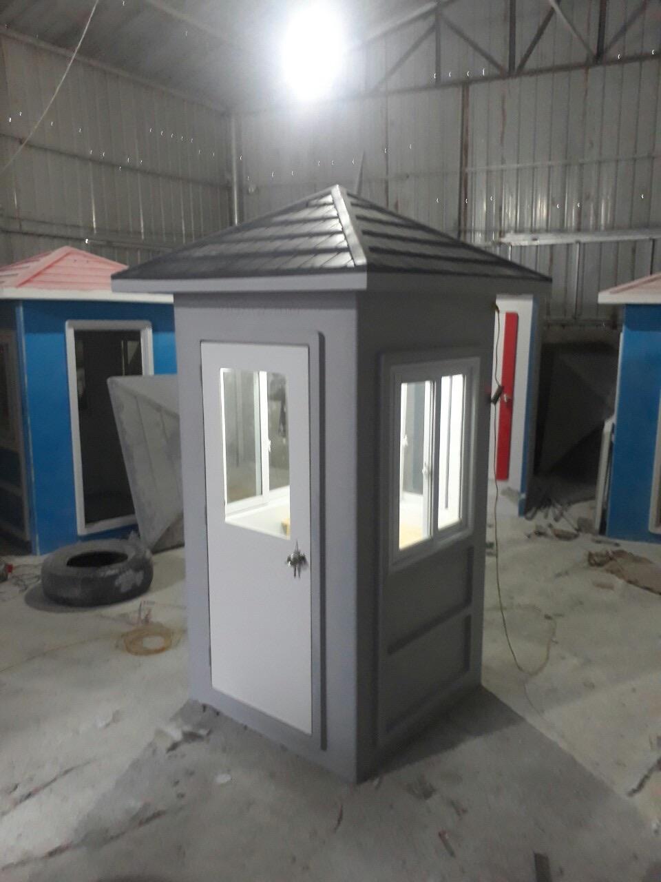 Nhà bảo vệ VINACABIN - Giải pháp an toàn trong mùa mưa bão
