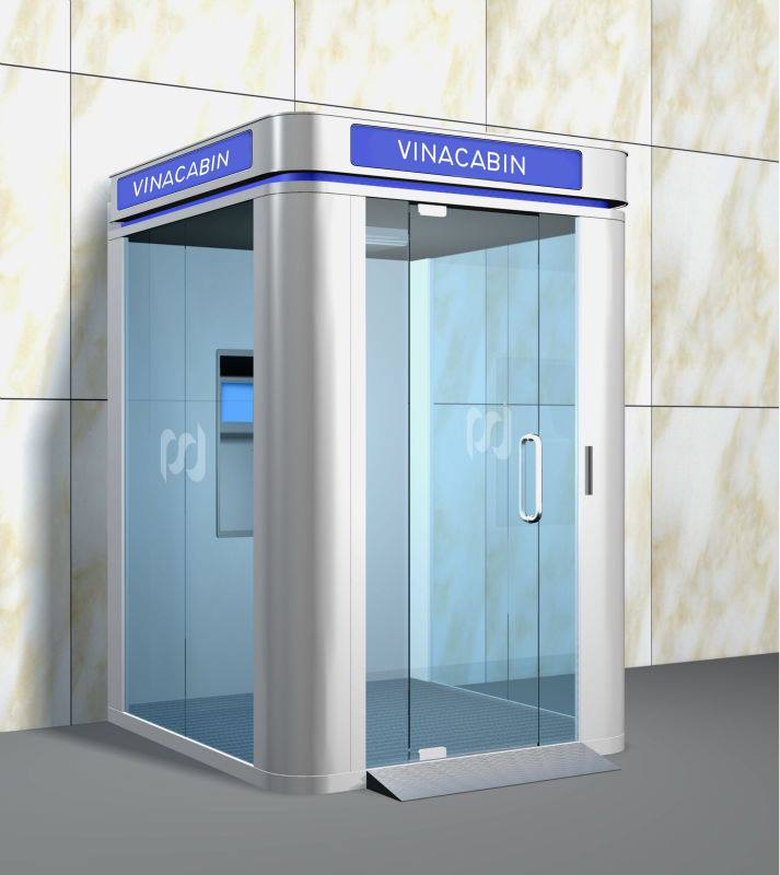 Cabin máy ATM