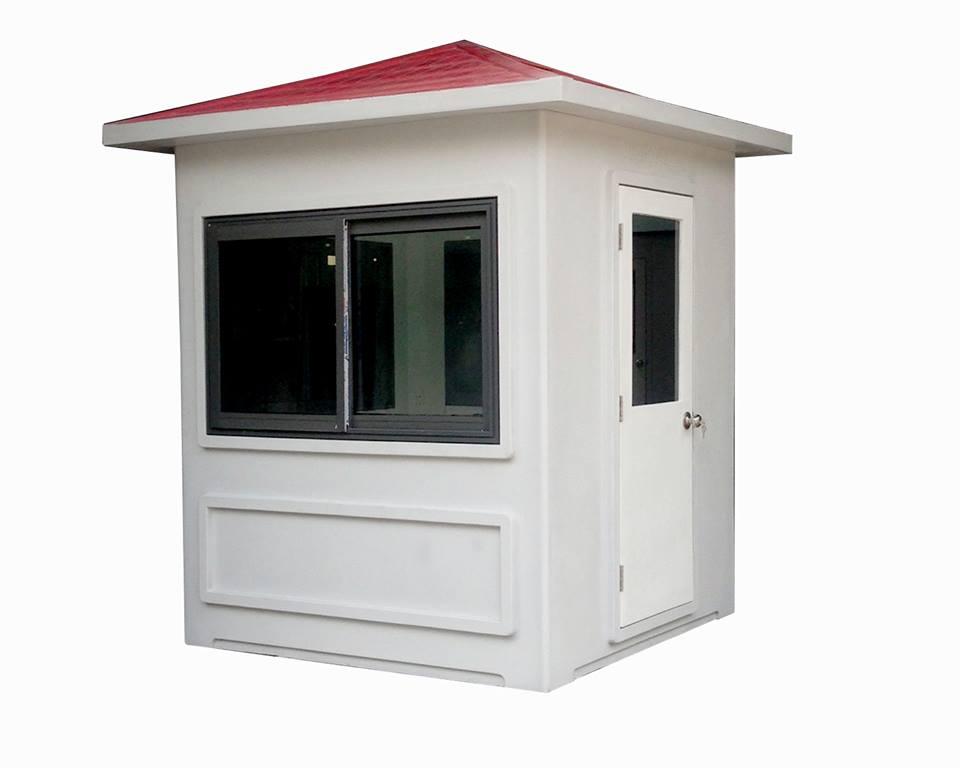 Cabin bảo vệ cao cấp kích thước thân 1.7x1,9m