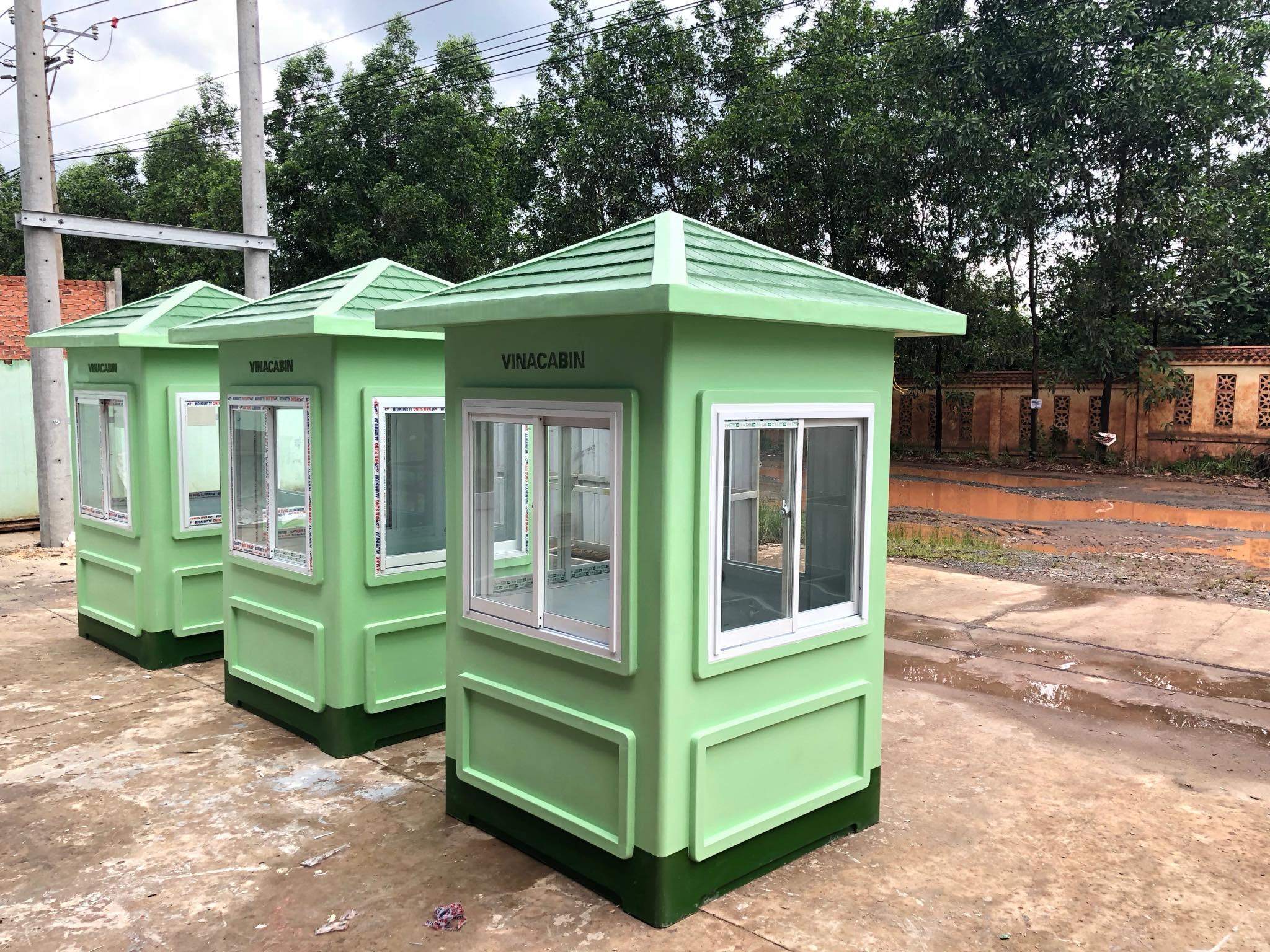 Cung cấp cabin chốt chắn tại điểm giao cắt đường sắt với đường bộ