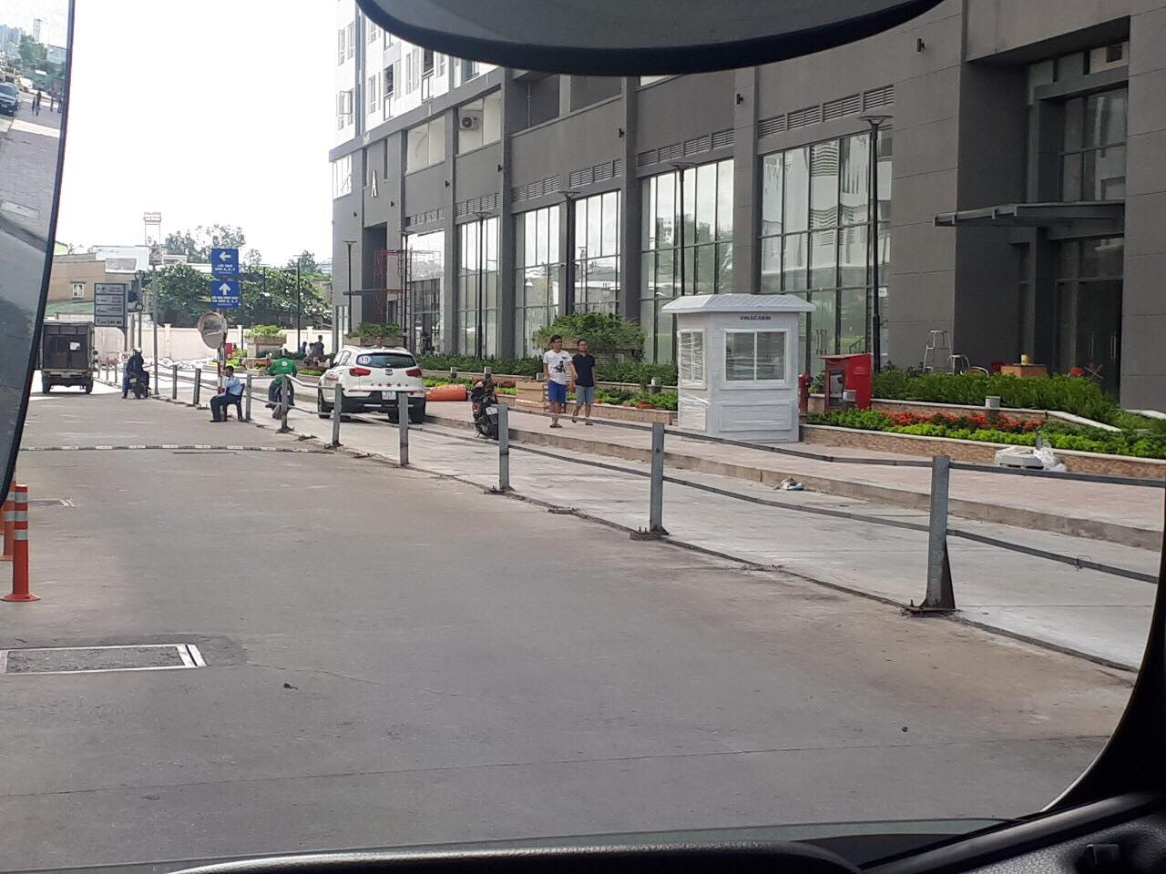 Chốt gác mái bằng giao tại Q7, TP Hồ Chí Minh