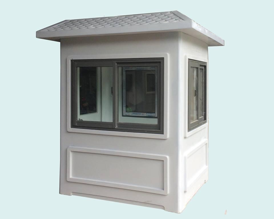 Cabin bảo vệ 1.75 x 2.1m