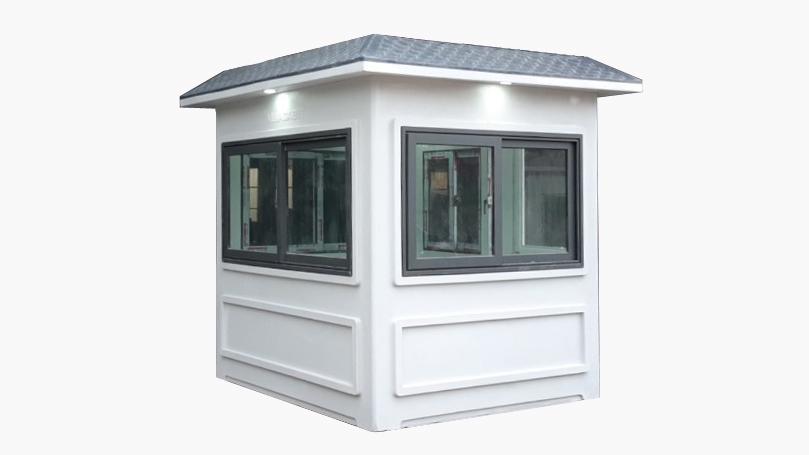 Cabin bảo vệ 1.9x2.15m