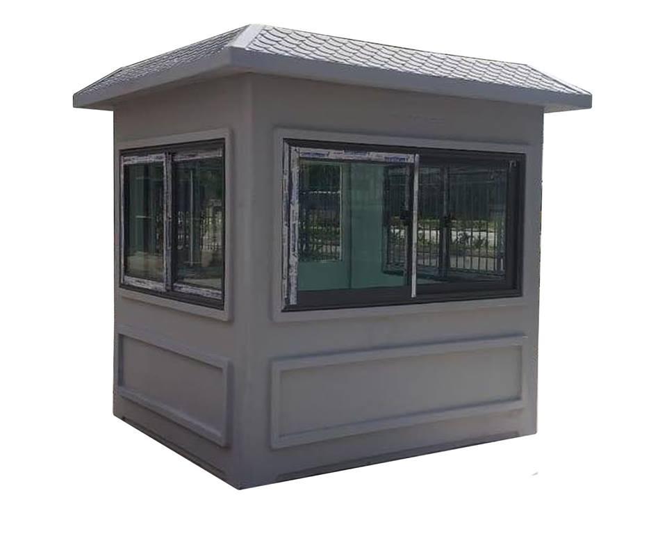 Nhà di động bằng composite