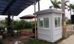 Với đặt tính cách nhiệt của vật liệu composite nên nhà bảo vệ Vinacabin mát về mùa hè, ấm về mùa đông