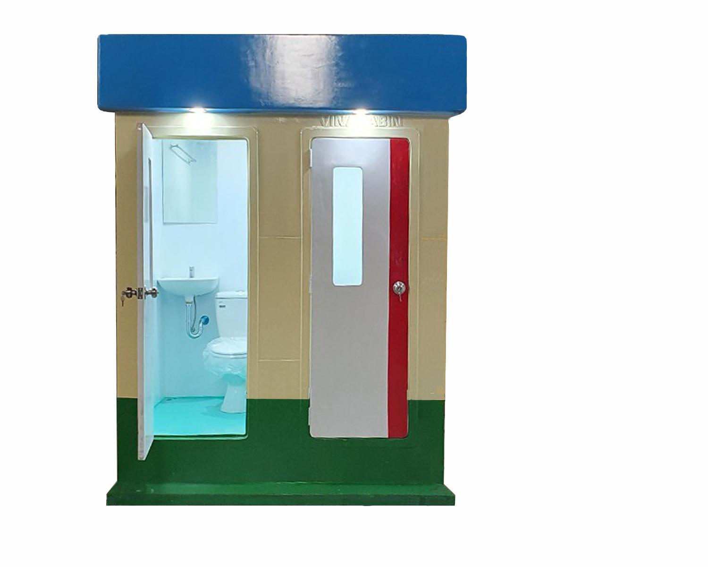 Nhà vệ sinh di động Vinacabin V18.2