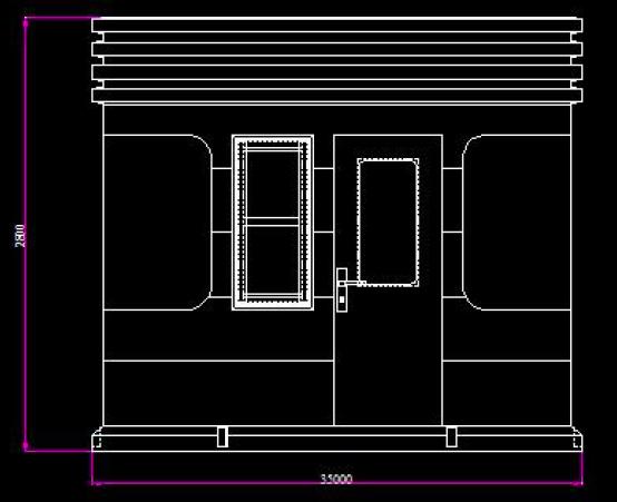 Cabin bảo vệ kính cong VR1500