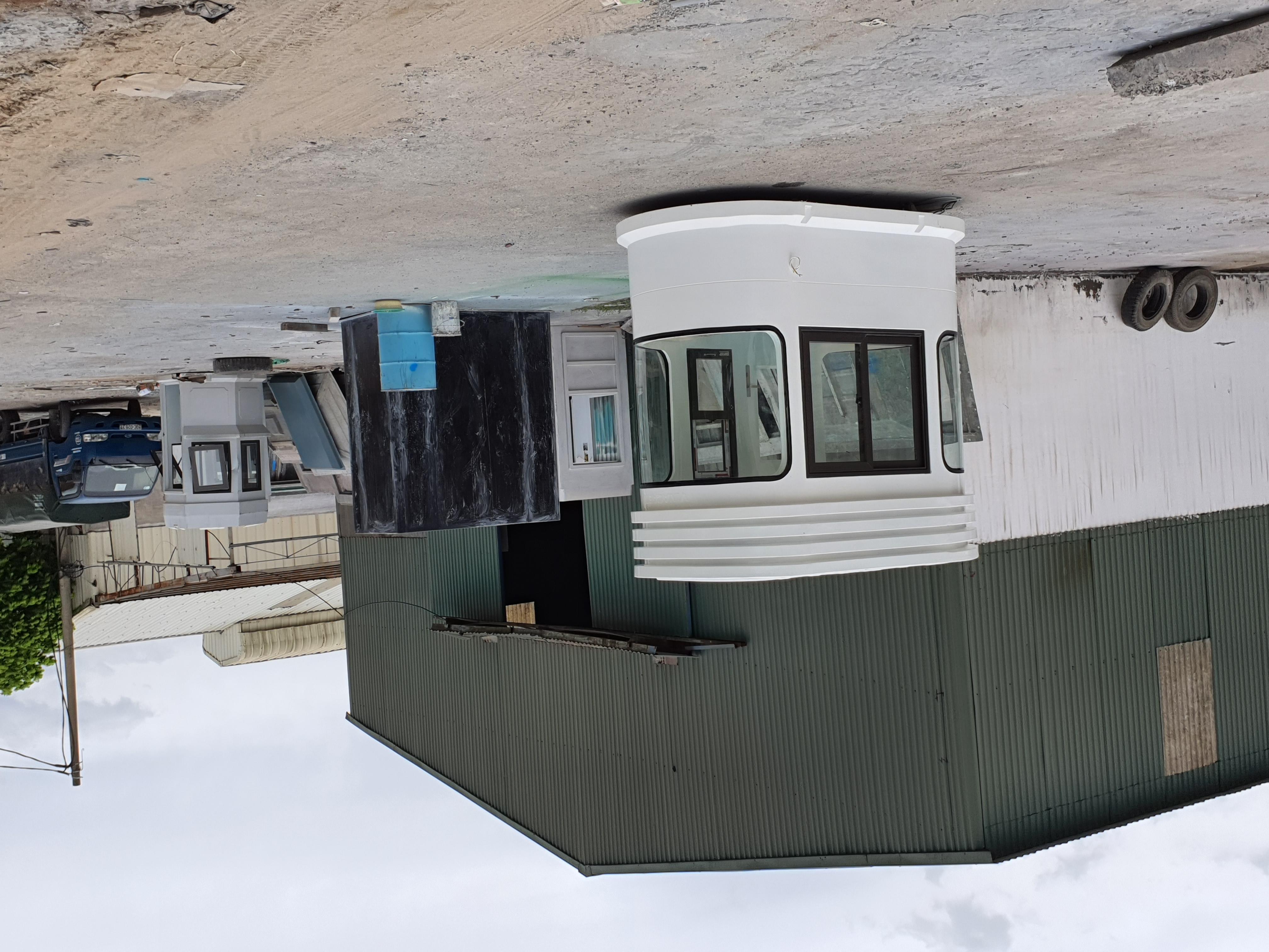 Cabin kính cong 2 đầu VR2H1300