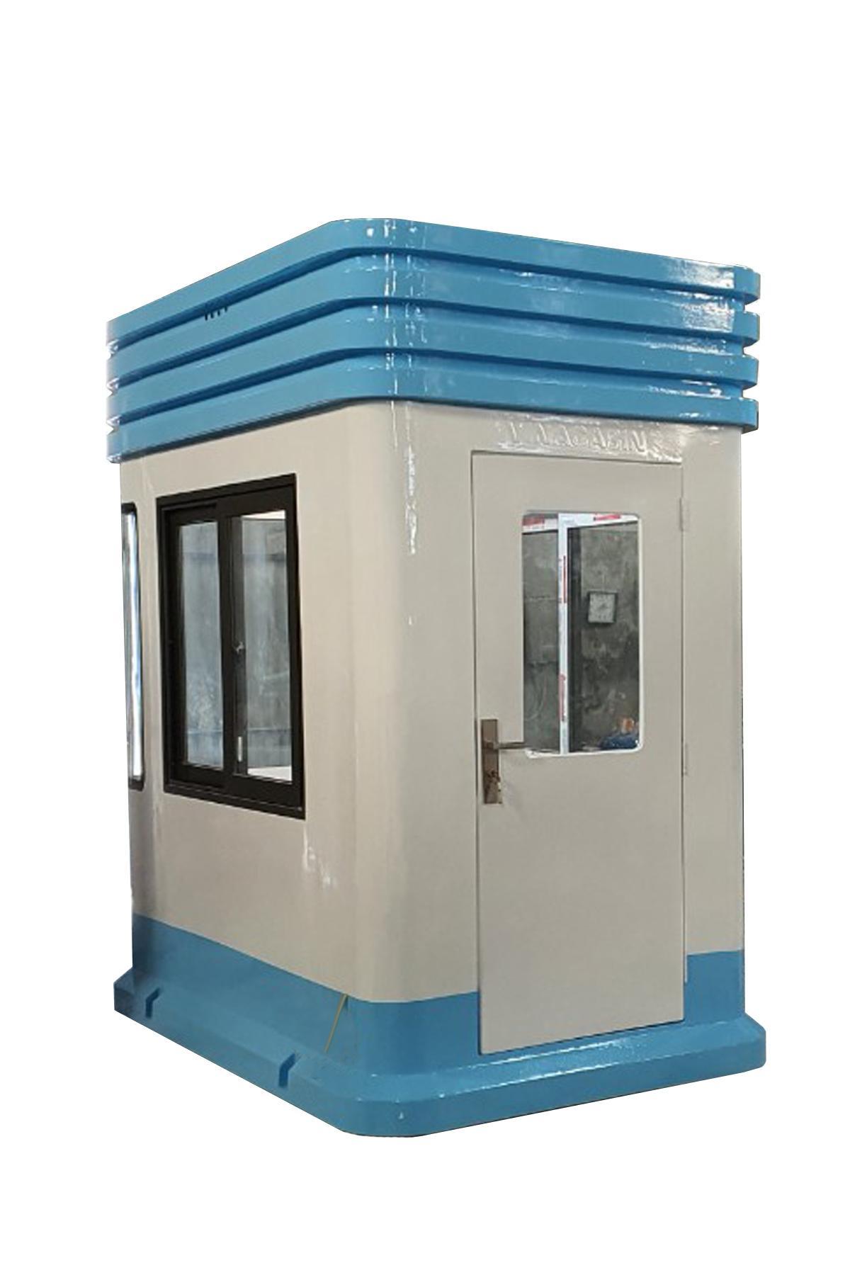 Cabin trạm thu phí đường bộ VR1H1400