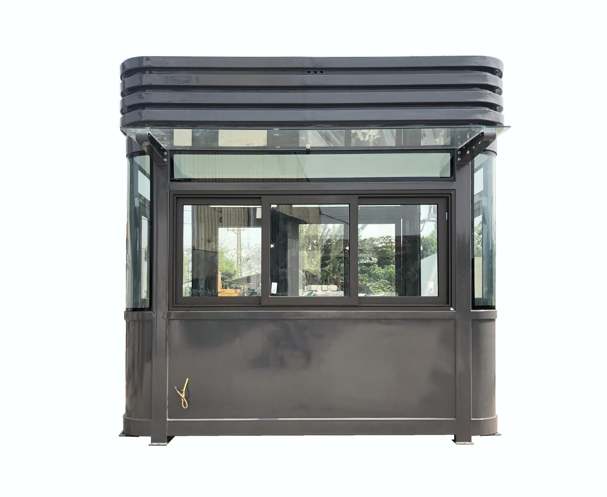 Cabin bảo vệ khung thép cao cấp